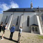 Photogrammetrische Aufnahmen der Ritterkapelle (Update 3)