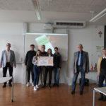 3. Platz (Kategorie 4): Klasse 10 (2019/2020)   Regiomontanus-Gymnasium Haßfurt