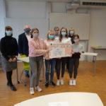 3. Platz (Kategorie 3): Klasse 7a (2019/2020) | Regiomontanus-Gymnasium Haßfurt
