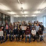 2. Platz (Kategorie 3): Klasse 5e (2019/2020) | Regiomontanus-Gymnasium Haßfurt