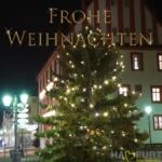 Fröhliche Weihnachten und einen guten Rutsch in 2021!