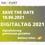 Save the date: Digitaltag 2021