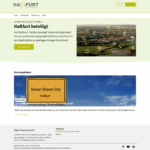 hassfurt-beteiligt.de – Digitale Bürgerbeteiligungsplattform